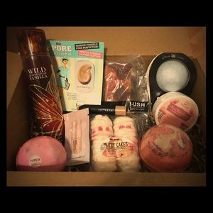 Bath, Body, and Beauty Assorted Box